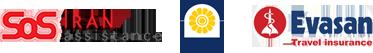 لوگو شرکت های بیمه کننده
