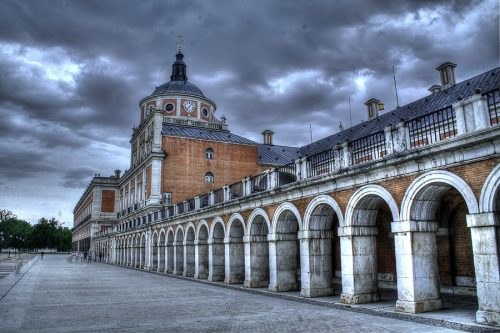 Royal-Palace-of-Aranjuez