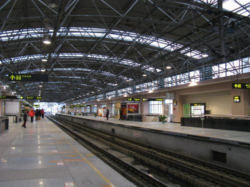 Dabaishu_Station