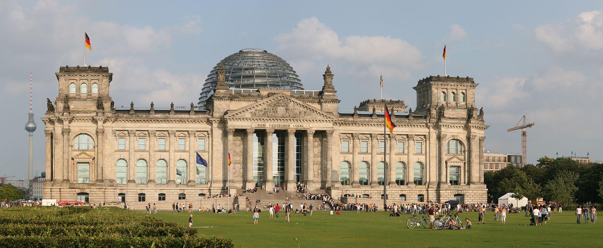مجلس رایشتاگ / Reichstag - آژانس هواپیمایی امیر